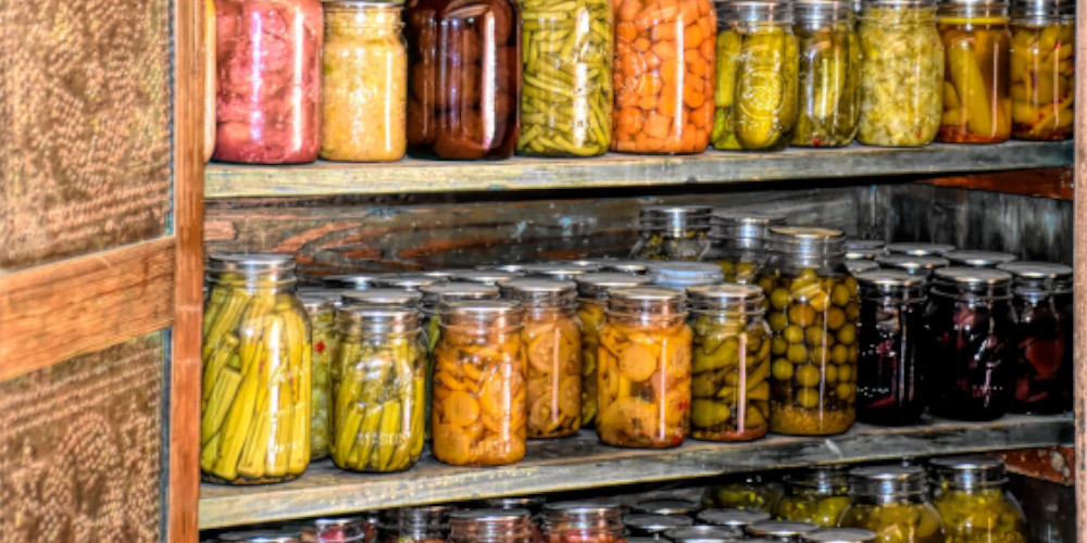 Nahrungsmittel – Vorrat richtig einkaufen und lagern