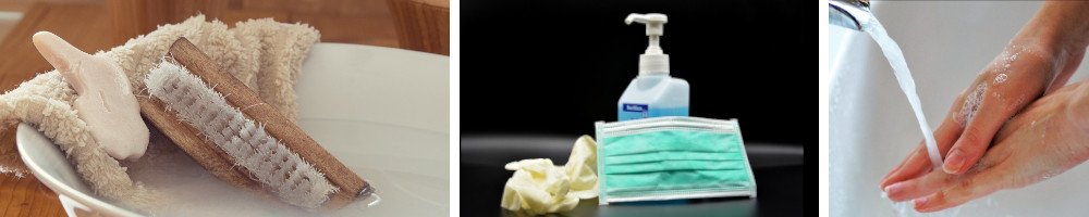 In Krisenzeiten musst du deine Körperhygiene anders gewährleisten und dabei noch möglichst Wasser sparen. Meine Tipps dazu findest du hier.