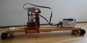 DIY-Anleitung – CNC-Malroboter (3-achsig) aus LEGO-Technic und etwas Holz