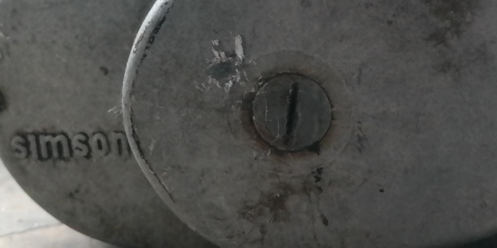 RESTAURATION Schritt 13: Wie man festsitzende (Öl-Kontroll-)Schrauben löst